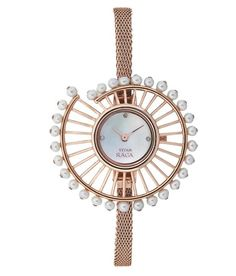 Buy online Watches - Titan raga pearl women's watch from Snapdeal Trendy Watches, Elegant Watches, Beautiful Watches, Sport Watches, Watches For Men, Art Deco Watch, Watch Brands, Luxury Watches, Fashion Watches