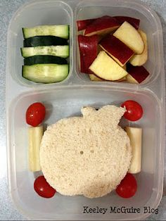 Keeley McGuire: Lunch Made Easy: An Apple A Day