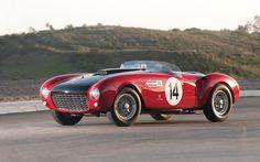 Cooler Than Before - 1953 Ferrari 375 MM Spider