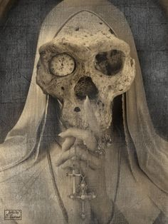 Ave Maria Neanderthalensis - baron-of-darkness at Deviantart.http://baron-of-darkness.deviantart.com/