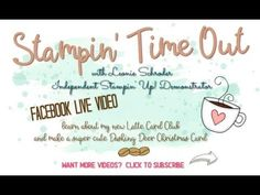 Stampin' Time Out wi