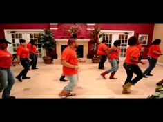 ▶ Zydeco Line Dance (She Leaving Me) By Pat Cel and the Line Dance Clique. - YouTube