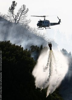CAL FIRE Boggs Mountain Helitack by smokeshowing, via Flickr