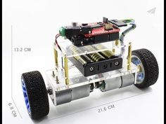 New Invention - Balanbot Best Arduino Self balancing Robot Ever - YouTube