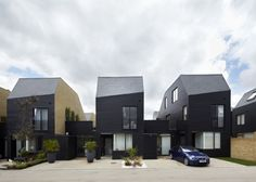 Newhall South Chase by Alison Brooks Architects (Newhall, Reino Unido) #architecture