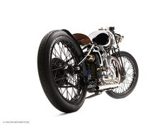 Falcon Motorcycles - The Bullet