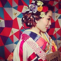 アレンジレシピ付き☆福岡のカリスマ美容師Rumiさんのヘアアレンジにきゅん死に♡にて紹介している画像