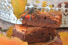 CookieCrumble: Cream Cheese Brownie Cream Cheese Brownies, Red Velvet, Banana Bread, Sweets, Halloween, Cake, Desserts, Recipes, Food