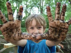 Nature Plays a Big Role in Childhood Happiness - ABC WA