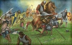 Contents of 1066 & the Norman Conquest Norman Knight, Historical Art, Historical Pictures, Ottonian, Norman Conquest, French History, Norse Vikings, Dark Ages, Middle Ages
