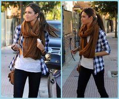 SARA CARBONERO, look otoño/invierno 2010-2011