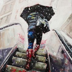 182 -Schnee- by Anja Berliner