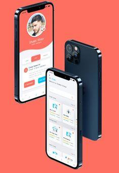 Download 210 Iphone Mock Ups Ideas In 2021 Iphone Mockup Mockup Free Psd