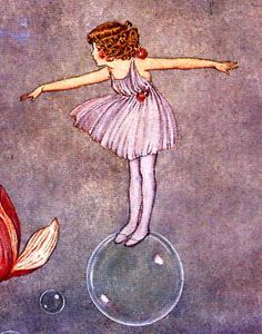 Illustration by Ida Rentoul Outhwaite.- Thought you would think this was cool! I did!