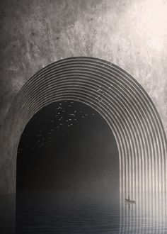 Cosmic digital drawings by Nicholas Stathopoulos. More on ignant.de...