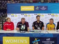 Handball Champions League: HC Leipzig bezwang kämpferisch Astrachan. Shenia Minevskaja verletzt. Handball Champions League: Der HC Leipzig gewann nach vier Niederl ...