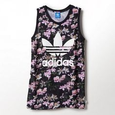 Say hello to Adidas' Originals Orchid Collection and the many flowers that are part of this collection! #Fitgirlcode
