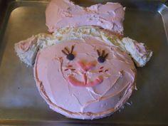 Doc McStuffins Party - Lambie Cake