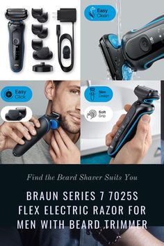 Best Shavers, Best Electric Razor, Skin Roller, Foil Shaver, Beard Trimming, Bearded Men, Shaving, Good Things