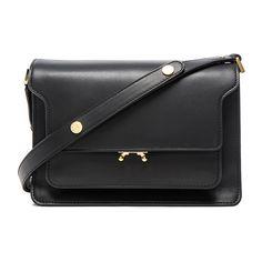 Marni Trunk Bag ($2,160) ❤ liked on Polyvore featuring bags, handbags, marni bag, marni purse, hardware bag, marni handbag and marni