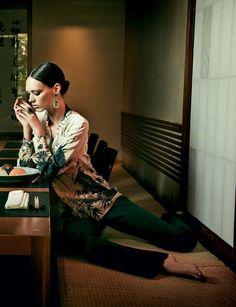 Japan Style | Dovile Virsilaite | Gustavo Zylberstajn #photography | Daslu 49