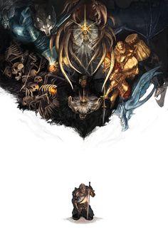 Art of Dark Souls : Photo