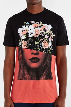 Pieced Flower Girl Tee