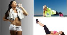 Ejercicios básicos (pero realmente efectivos) para tu abdomen