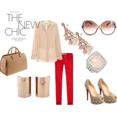 Accessories Expert Defined ~ The New Chic, created by accessoriesexpert on Polyvore