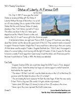 Ellis Island Text With Questions