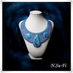 """Biżuteria od N.Su-Fi: Praca konkursowa """"Randka w hotelu Ritz"""""""
