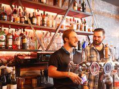 Les bartenders de la Bonne Décision : Théo et Alex !