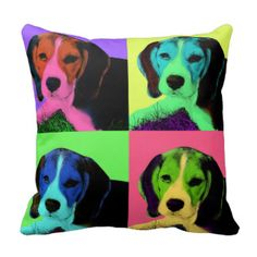 By Art Dog #andywarhol #popart #dogs #beagles