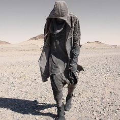 """Stream SOUL STONED - Dub-Lock Session """"Bringing Pressure"""" by Soul Stoned from desktop or your mobile device Mode Cyberpunk, Cyberpunk Clothes, Cyberpunk Fashion, Post Apocalyptic Clothing, Post Apocalyptic Fashion, Dark Fashion, Urban Fashion, Mens Fashion, Looks Style"""