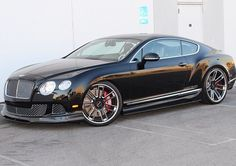 Bentley GTC!