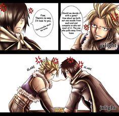 Sting & Rogue   Stingue