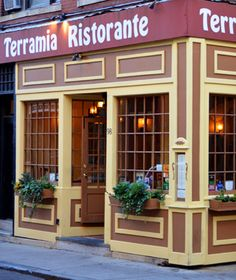 Best Italian Restaurants in the U.S.: Terramia, Boston