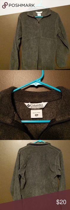 Columbia  men's fleece xs Half zip fleece men Columbia Shirts Sweatshirts & Hoodies