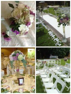 A specialized wedding for the Hanalei Courtyard at Crowne Plaza San Diego!