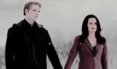 Carlisle and Esme Cullen