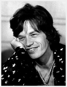 """Mick Jagger, Rolling Stones """"Let It Bleed"""" sessions, Hollywood, 1969 — Image by © Robert Altman"""