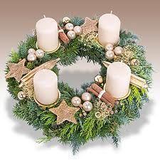 "Tyska ""Advents"" krans - Lilly is Love German Christmas, Christmas Wreaths, Christmas Crafts, Advent Wreaths, Xmas, Advent Candles, Holiday Crafts, Holiday Decor, Winter Time"