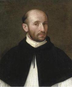 """Sofonisba Anguissola - """"Ritratto di canonico lateranense"""" 1555 c"""