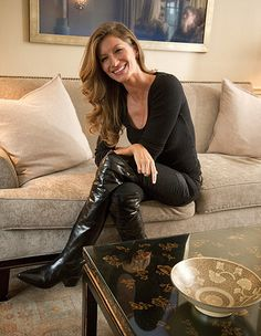 Giselle in boots | I don't normally do 'celebrities' but i t… | Flickr