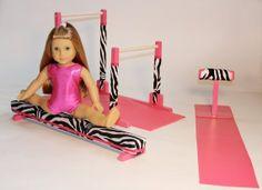 Zebra print gym