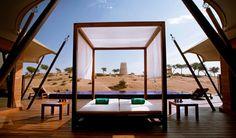 Tented Pool Villa at Banyan Tree Al Wadi