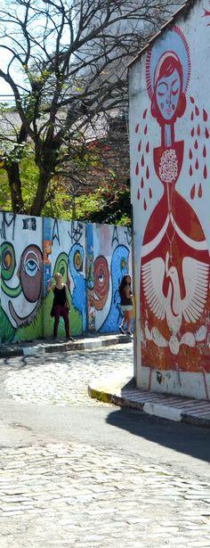 Street Art _ Sao Paulo   Brazil