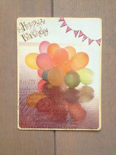 Birthday card #asjechris