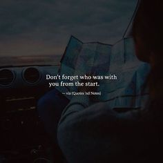 Don't forget who was with you when you started. via (http://ift.tt/2oHUS4s)