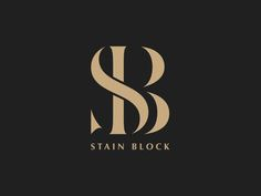 Stain Block Monogram/Logo